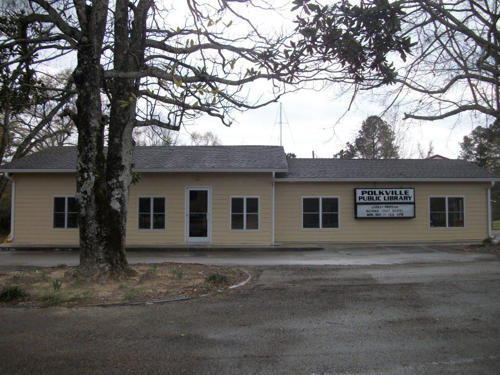 Mississippi scott county sebastopol - Polkville Public Library