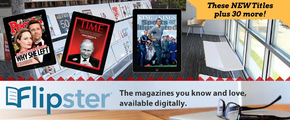 Enjoy digital magazines anywhere.