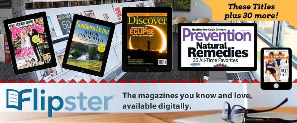FLIPSTER-Your digital magazines!