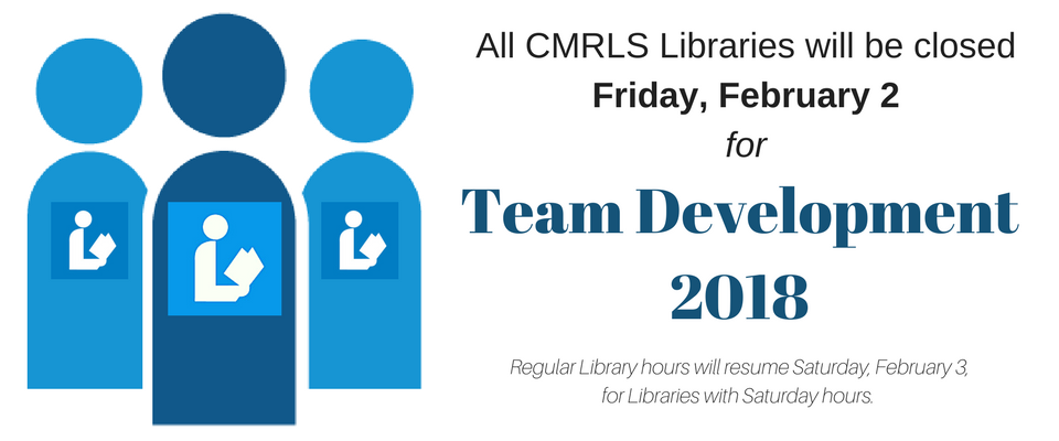 Libraries closing February 2