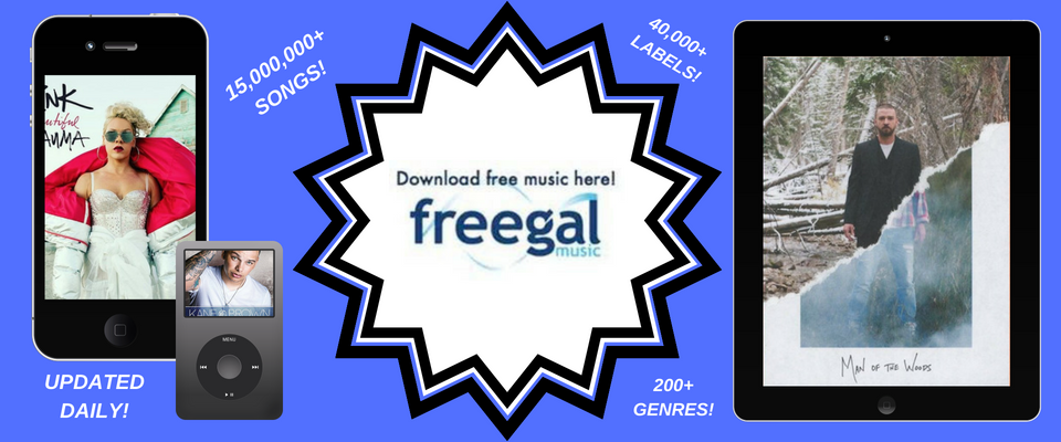 Log into Freegal Music with your CMRLS library card and get free music!